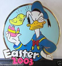 Disney Auctions Easter Donald Duck LE 100 Pin