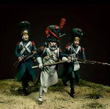 Oniria Miniatures - The Old guard at Plancenoit II - 36mm