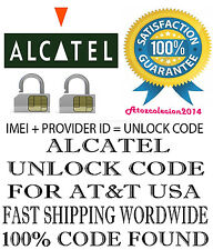 Unlock code Alcatel One Touch Pop 7 7 P310A tablet T-Mobile MetroPCS