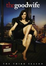 The Good Wife: The Third Season [New DVD] Boxed Set, Slipsleeve Packaging, Wid