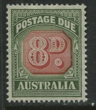 Australia 1957 8d Postage Due unmounted mint NH