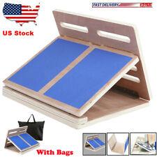 Adjustable Slant Board Foot Stretch Calf Stretcher Foot Massage Board Nice