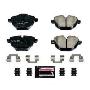 Power Stop for 11-16 BMW 528i Rear Z23 Evolution Sport Brake Pads w/Hardware - p