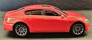Matchbox 2010 Lexus GS430 Pearl Orange #34 VIP Series 4/6