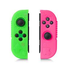 Funda Cubierta Protector de Silicona para Nintendo Switch controlador Animal Crossing