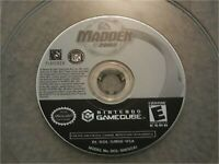 MADDEN 2002 NINTENDO GAMECUBE GAME DISC ONLY