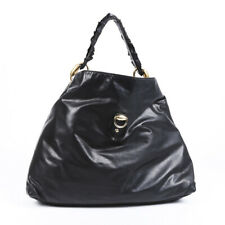 Gucci Sabrina Leather Hobo Bag