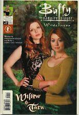 Dark Horse Comics Buffy The Vampire Slayer Willow & Tara Wilderness #1!