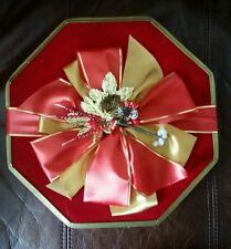 Vintage sanders chocolate box christmas - lot t1t