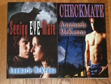 Graham Pack by Annmarie McKenna Erotic Paranormal Series Lot of 2 PB Books LN