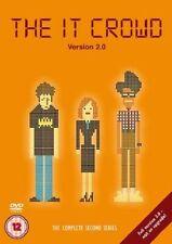 IT Crowd Complete Series 2 DVD Richard Ayoade, Chris O'Dowd (Cert 12)