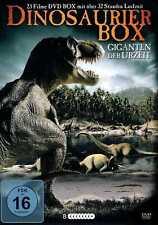 Dinosaurier Box | 23 Filme | über 30 Stunden | Giganten der Urzeit [FSK16] DVD