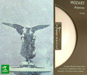 MOZART ~ REQUIEM ~ CORBOZ ~ LE VOYAGE MUSICAL VOL 39 - ERATO - CD
