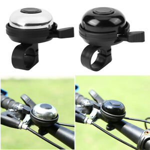 2x Bicycle Bell Horn Sound MTB Mountain Road Bike Handlebar Safety Alarm Ring
