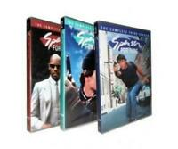 Spenser for Hire Complete Series Seasons 1-3 DVD Brand NEW Sealed free shipping