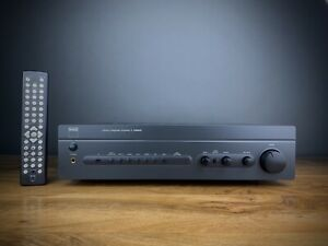 NAD C320BEE Integrated Amplifier in Grey Finish. 99p NR