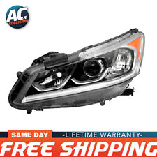 20-9728-00-1 Headlight Assembly for 16-17 Honda Accord Sedan EX/EX-L/SE LH