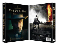 There Will Be Blood (2015, Blu-ray) Slip Case Edition