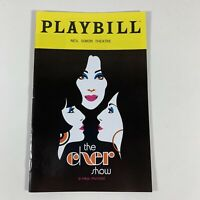 Playbill: The Cher Show - Broadway Musical, Neil Simon Theatre, January 2019
