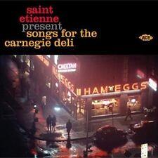 Saint Etienne Presents Songs for The Carnegie Deli 0029667072427 CD