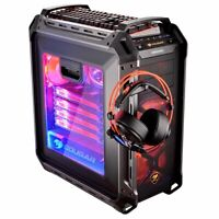 Cougar Panzer Max Ultimate Full Tower Gaming Case (Headset not included)