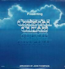 Michael Card Scott Roley Crystal Clear lp El Shaddai + Bonus