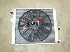 Radiateur en Aluminium et ventilateur pour RENAULT CLIO 16 S/Williams MT 1.8L/2.0L 16 V F7R 93-96