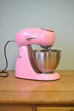 Kenwood Patissier retro style mixer km270 Patissier baby Pink
