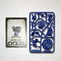 Space Marine Heroes BROTHER REMUS Missile Launcher New & On Sprue 40K
