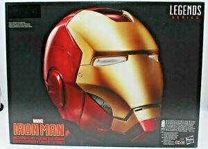 Marvel Legends Iron Man Elektronischer Helm NEU & OVP