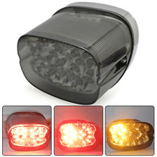 Lens LED Tail Turn Light  for Harley Sportster Softail Dyna Electra Road Glide