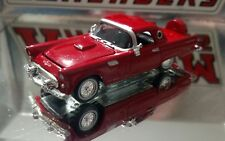 1956 FORD THUNDERBIRD VINTAGE CLASSIC CAR ADULT COLLECTIBLE 1/56 SCALE RED