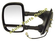 SIDE VIEW MIRROR 99-01 FORD F250/F350 PWR TELESCOPIC LH
