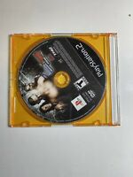 WWE SmackDown vs. Raw 2011 (Sony PlayStation 2, 2010) PS2 - DISC ONLY