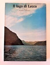 BONFANTI Aloisio, IL LAGO DI LECCO - STEFANONI Editrice Lecco 1977