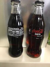 bouteille coca cola zero serigraphiee