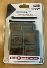 Nintendo DSi - Game Traveler Essentials - Holds 16 Game Cards w/ 2 Styluses