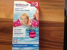 SwimSchool Fabric Arm Floats (Level 3)-40-80 Lbs