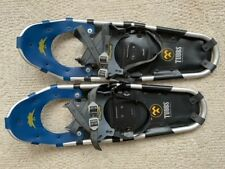 Tubbs Snowshoes- metal with bear claw