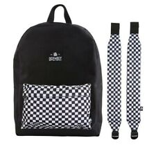 Acembly Modular Checkered Backpack $60, NWT (CUSTOMIZABLE)