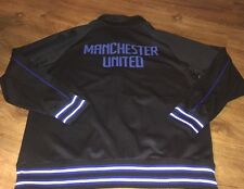 NWT NEW MENS XL NIKE MANCHESTER UNITED SOCCER FULL ZIP UP JACKET