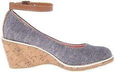 Women's Casual Canvas Heels
