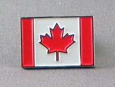 Metal Enamel Pin Badge Brooch Flag Canada Canadian National Flag