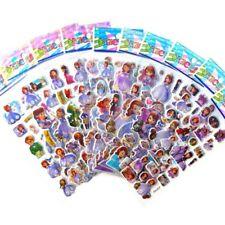200pcs/Lot Bubble Stickers 3D Cartoon KIds ClassicToys Sticker School Reward