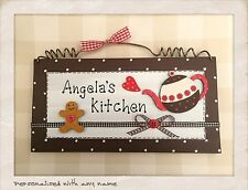 Art Deco Style Personalised Decorative Wall Plaques