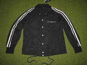 Men's $248 (XL) DIESEL Stadium Windbreaker Jacket (J-AKITO-LUNI)