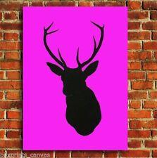 Pink Canvas Reproduction Art Prints