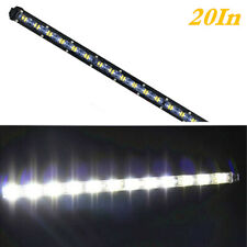 20in Led Work Light Bar Single Row 180w Aluminum 6d Spot Beam Slim For Car White Fits 2002 Mitsubishi Eclipse