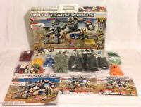 Kreo Transformers Destruction Site Devastator 36951 Boxed *96% Complete*