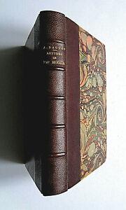 Alphonse Daudet Lettres de mon moulin Edition définitive  / Charpentier - 1907